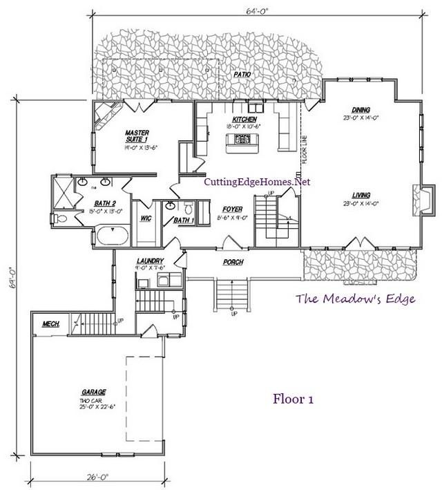 ft. Meadows Edge – 4br 4.5ba 3950 / sq. –