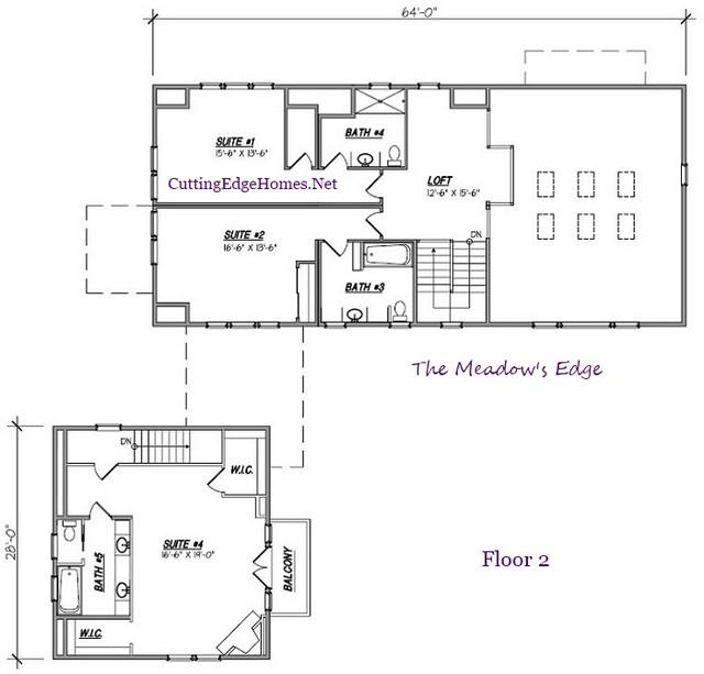 ft. 3950 / sq. Edge – 4.5ba Meadows 4br –