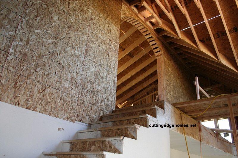 vaulted-living-room-rough-frame
