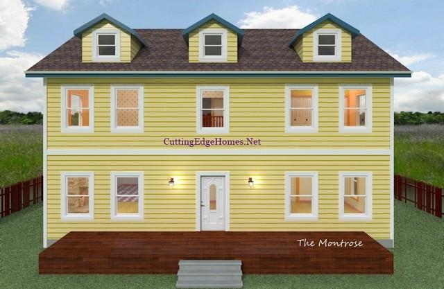 / The 2.5ba 4br Montrose sq. 2548 – – ft.