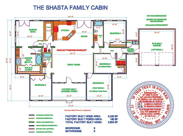 2433 Shasta – Cabin ft. Family sq. The / 5br – 3ba