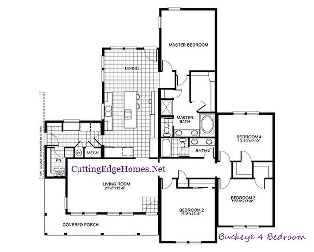 The 4br ft. 2ba 2238 – Buckeye sq. / –