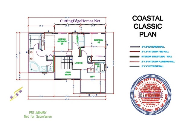 3.5ba – – 2633 Coastal 4br ft. / sq. The Classic