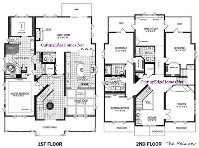 / 4br – ft. 3.5ba Palazzo – sq. 4750 The