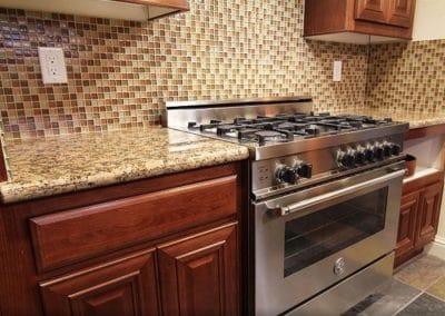 Modular Home Kitchen