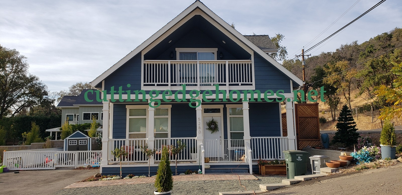 Cape Cod by Cutting Edge Homes